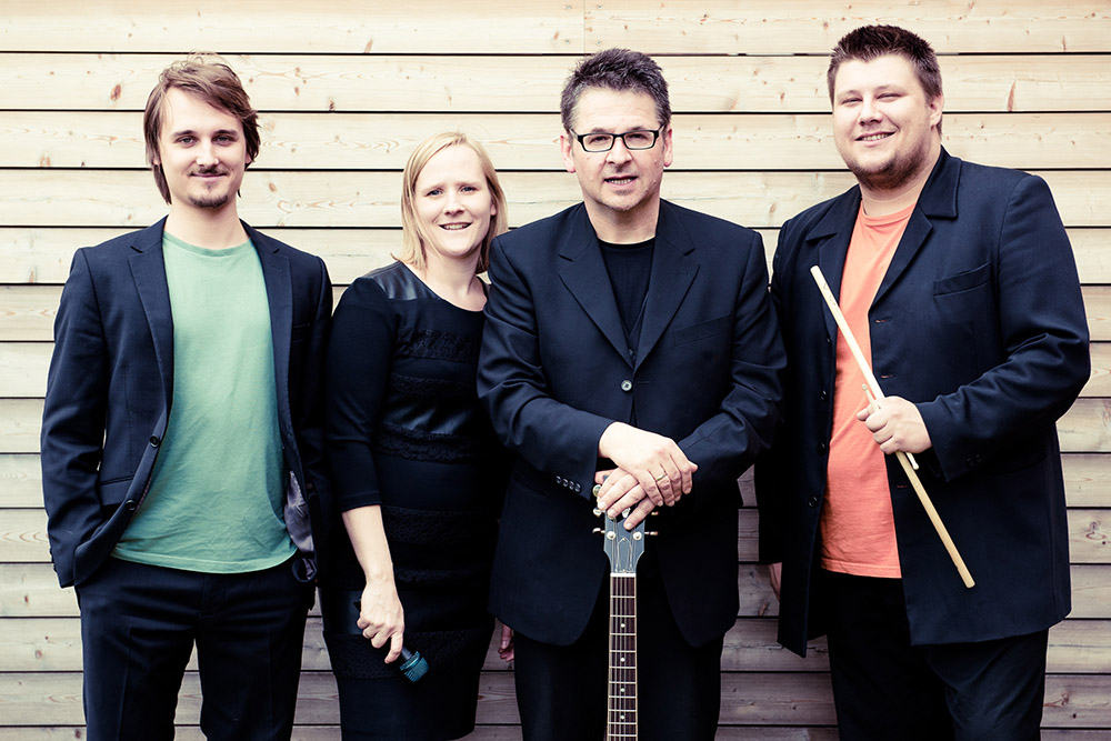 eXcite Pop/Cover Band und Gala Quartett